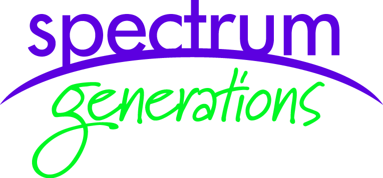 SG Spectrum Generations LOGO