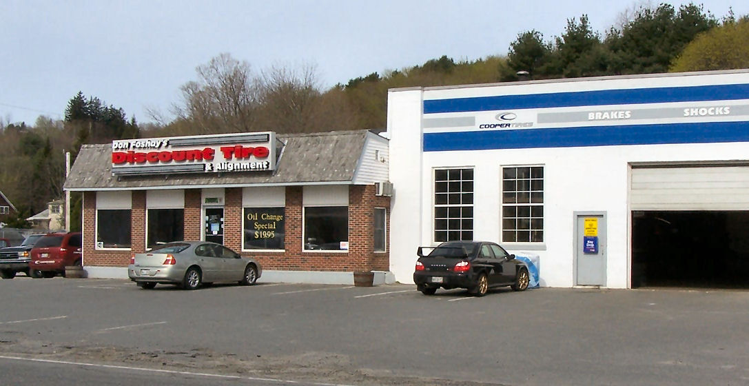 Don Foshay S Discount Tire And Alignment Hallowell Area Board Of Trade