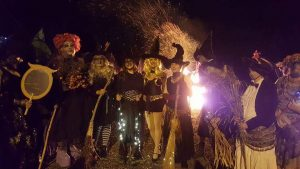 Hallowell Halloween Parade, Pub Crawl & Bonfire 2019