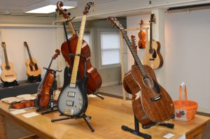 3rd Annual Maine Luthiers Showcase
