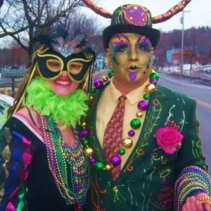 Hallowell Mardi Gras 2020 @ Downtown Hallowell